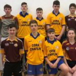 U14/15 League, Players from Tulla and Newmarket on Fergus teams
