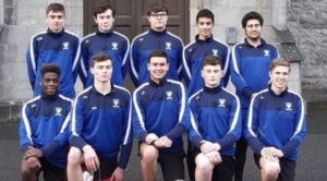 St Flannan'sNames Back row: cillian ORiardain, Jack Browne, Ben Higgins, Alan Lima, Adan Lima Front row: Jesus Qaya Saya, Cathal Dwyer (Captain), Cian Humphreys, Patrick Kennedy, Ciaran Jones.