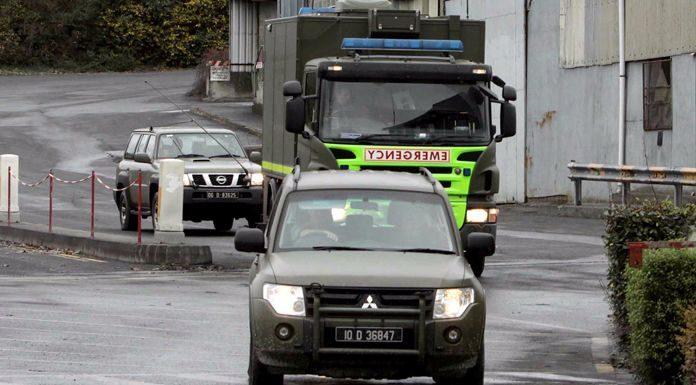 Bomb Disposal Unit Called To Limerick City Bridge - Clare FM