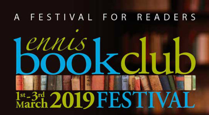 Image result for ennis book club festival 2019