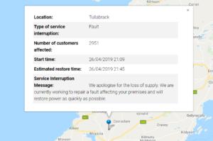 Storm Hannah Hits Clare - Power Cuts, Roads Blocked, Flights